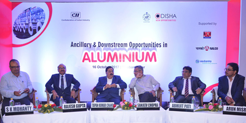 Department of Industries, Govt of Odisha and CII organises investor