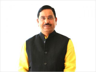 Shri Pralhad Joshi Honble Minister of Coal Mines Parliamentary Affairs